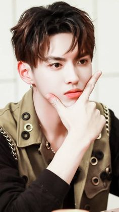 I miss and love Kris sm Kris Wu, Korean Boy, Exo Korean, Kpop Exo, Chanyeol, F4 Boys Over Flowers, Rapper, Exo Lockscreen, Wu Yi Fan