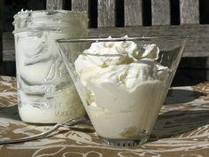 Crème Fraîche sous vide