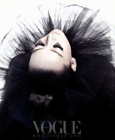Vogue Korea //  March 2013