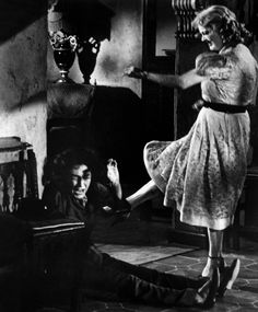 Bette Davis - Joan Crawford Image - What ever happened to Baby Jane?