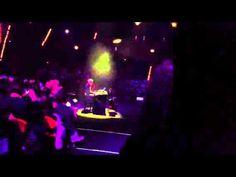 Amori in corso - concerto Teatro degli Arcimboldi, Milano - 11 gennaio 2013 (video amatoriale)