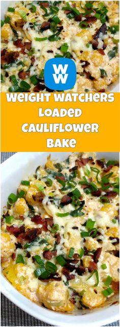 Loaded+Cauliflower+Bake+Recipe