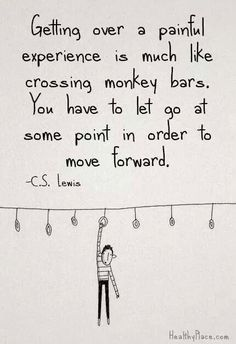 Yep :) Sometimes letting go and moving on is all you can do. Yes it's hard but will so be worth it.