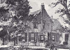 1933 - J. Verheul Dzn. - Boerderij Rozenhof - Nesserdijk
