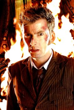 The 10th Doctor (David Tennant) - 2005 to 2009.