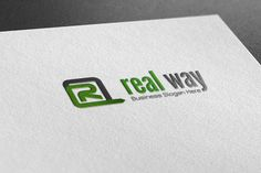 Check out Real Way Style Logo by BDThemes Ltd on Creative Market