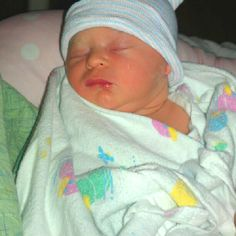 The BNZ and St. Louis Blues fan family grows. Staffer Tony Timpe became a father today. Welcome baby Amelia to the world.