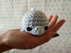 Amigurumi Dolphin Crochet Free Pattern and Tutorial on Cute Amigurumi at http://www.cuteamigurumi.com/2012/02/22/dolphin-amigurumi-pattern/
