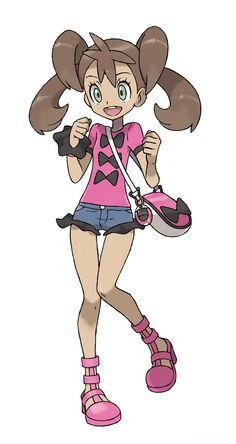 Pokemon XY Shauna