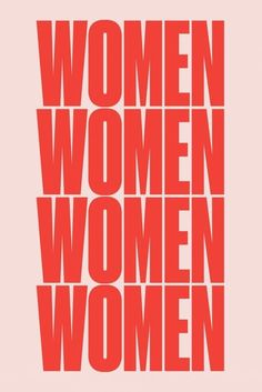The Pink + Red Trend // Red and pink Women poster by For All Womankind Poster S, Poster Wall, Poster Prints, Art Room Posters, Photo Wall Collage, Picture Wall, Typographie Logo, Women Poster, Wall Prints