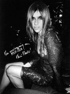 ''Whatever she wears, women want''.  -Tom Ford for Carine Roitfeld