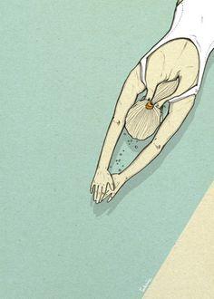 Pływaczka II