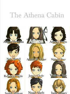Athena cabin with Anime face maker go Percy Jackson Head Canon, Percy Jackson Ships, Percy Jackson Fan Art, Percy Jackson Memes, Percy Jackson Books, Percy Jackson Fandom, Magnus Chase, Percabeth, Leo Valdez