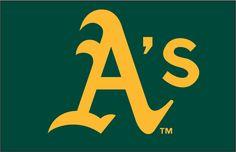 A's cap logo