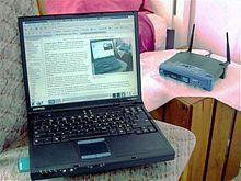 Wireless LAN - Wikipedia, the free encyclopedia