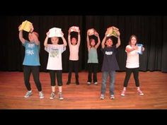 Roosevelt Flash Mob Part 2: Gotta Keep Reading -- Learn The Dance.mov