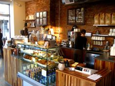 Ultimo Coffee Bar in Philadelphia. (credit: Suzanne Woods)