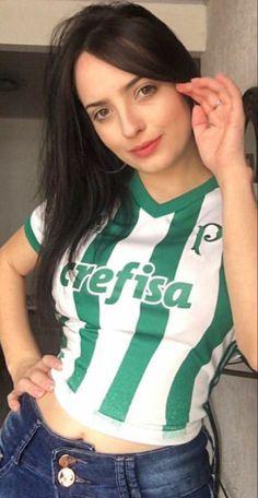 Soccer Fans, Football Fans, Football Outfits, West Palm, Sport Girl, Pretty Face, Palm Beach, Beauty Women, Cute Girls