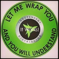 Tighten, tone and firm with a body wrap.www.fabulouslyfit101.myitworks. com #itworksglobal