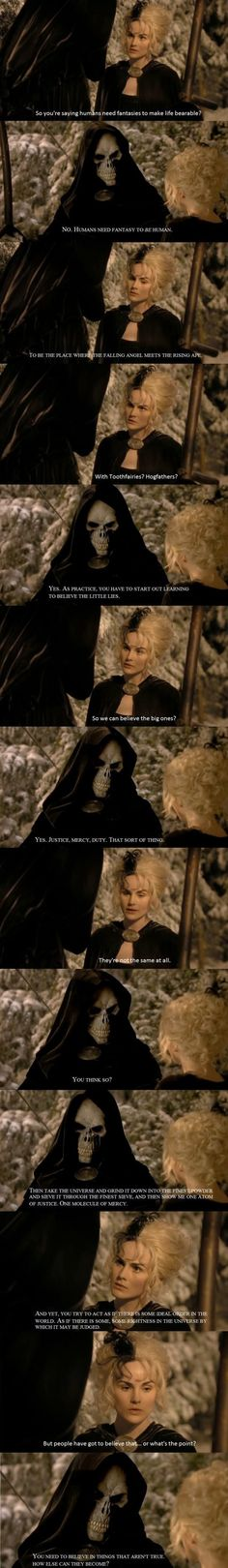 One Of The Most Beautiful Moments Of The Discworld