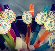 Rainbow dash birthday banner my little pony birthday by NiuDesigns