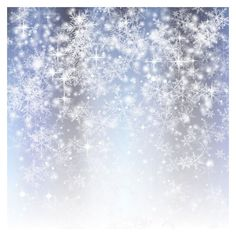 Glittering background with snowflakes ❤ liked on Polyvore featuring backgrounds