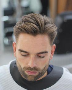 Incredible Receding Hairline Haircut