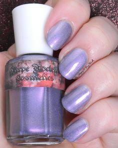 Carpe Noctem Cosmetics Calypso | Be Happy And Buy Polish http://behappyandbuypolish.com/2015/07/15/carpe-noctem-cosmetics-calypso/