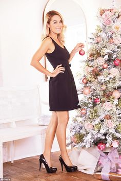 Lauren Conrad dazzles in new Christmas campaign for Kohl's | Daily Mail Online