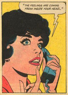 Ideas pop art poster retro comics girls for 2019 Art Pulp Fiction, Pulp Art, Vintage Pop Art, Vintage Romance, Retro Vintage, Bd Comics, Comics Girls, Comic Books Art, Comic Art