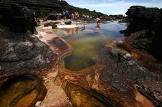 """Canaima National Park  A """"warm"""" bath in the Jaccuzi... by Cathy Beloeil, via Flickr"""