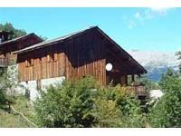 Chalet Pra Loup - Uvernet-Fours : Chalet pour 12 personnes, 3 chambres, 2070 €