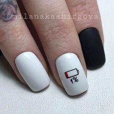 Square Nail Designs, Best Nail Art Designs, Acrylic Nail Designs, Chic Nails, Stylish Nails, Fun Nails, Marvel Nails, Best Acrylic Nails, Square Nails