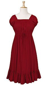 Plus Size; Lovely Red dress