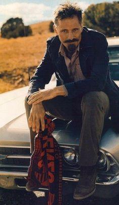 #Viggo Mortensen =)