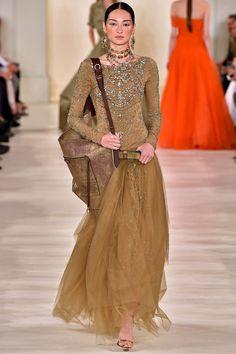 Ralph Lauren Collection printemps-été 2015 #mode #fashion