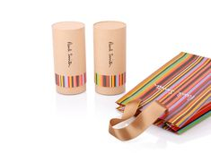 paper tube packaging for luxury textile 2 Luxury Packaging, Custom Packaging, Retail Packaging, Box Packaging, Print Packaging, Packaging Design, Retail Supplies, Clothing Packaging, Uk Retail