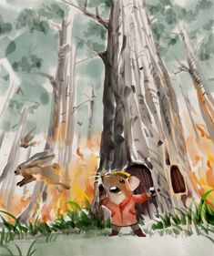 Children's Audiobooks: Mr Brown Mouse and the Big Big Fire Audiobook Feeling Sleepy, Tough Day, Anything Is Possible, Beautiful Stories, Sound Effects, Bedtime Stories, Amazing Adventures, Running Away, Road Trips