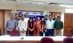 Successfully completed, NIESBUD organised, IFC-NIESBUD PROGRAMME FOR ADVANCING CAPACITY OF TRAINERS From 23- 26 February, 2015 at NIESBUD Campus, Noida. Visit: http://niesbudinpacttot.com