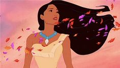 Always one of my favourite pictures from Pocahontas...ahem EVERYONES favorite part in pohahontas.
