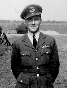 John Fraser Drummond DFC (19 October 1918 - 10 October 1940) was an RAF fighter pilot, who flew in the Battle of Britain.  Had 8.5 aerial victories before his death he collided with Pilot Officer Bill Williams. Drummond baled out but was too low for his parachute to open effectively before hitting the ground.