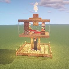 Top Funny Memes About Minecraft & Minecraft Meme Mobs Minecraft Crafts, Minecraft Farmen, Villa Minecraft, Minecraft Crafting Recipes, Casa Medieval Minecraft, Cute Minecraft Houses, Minecraft House Designs, Amazing Minecraft, Minecraft Construction