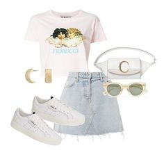 Image may contain: 1 person Teen Fashion Outfits, Edgy Outfits, Look Fashion, Korean Fashion, Cool Outfits, Summer Outfits, Womens Fashion, Looks Style, Looks Cool