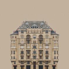 'Urban Symmetry' — Zsolt Hlinka (Hungary), Professional, Architecture
