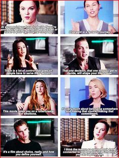 About Divergent... Hahaha the top right face ~Divergent~ ~Insurgent~ ~Allegiant~