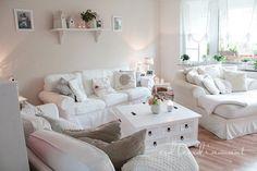 White Home / Wit Wonen Ikea Ektorp