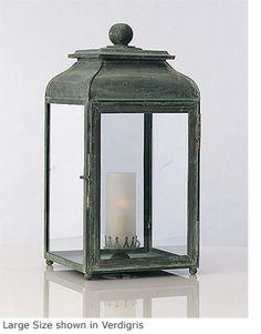 Mews Gatepost Lantern - Product GT 29