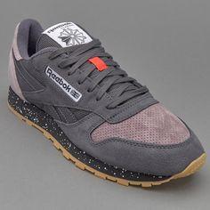 b1535178d4f Reebok - Classic Leather Midsole Pack - Coal