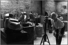 Henry Moore Cultura Inquieta