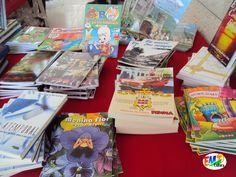 2º Sábado Cultural - MOCAI - Exposição dos livros dos autores de Indaiatuba.